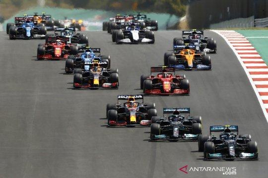Balap F1 Grand Prix Portugal