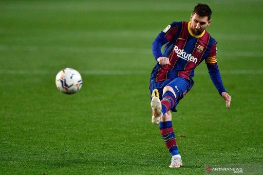 Messi dan Barca belum sepakati perpanjangan kontrak