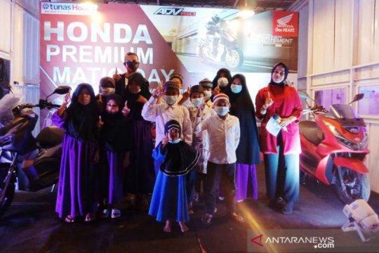 Honda Babel buka bersama jurnalis Bangka Belitung