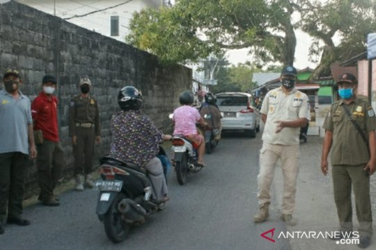 Pemkab Bangka Barat akan beri sanksi denda warga tidak bermasker
