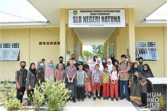Wagub Kepri tutup TMMD di Kabupaten Natuna Page 7 Small