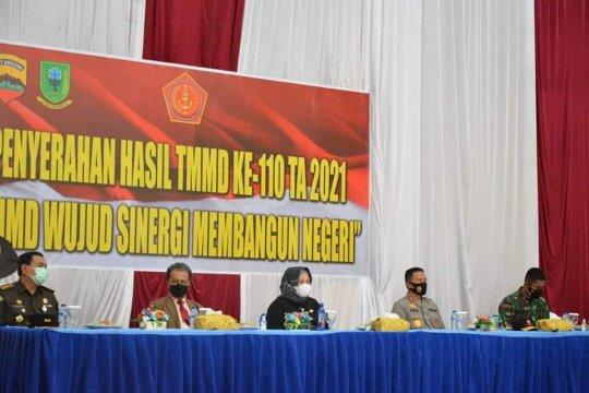 Wagub Kepri tutup TMMD di Kabupaten Natuna Page 5 Small