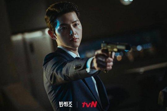 Song Joong Ki merasa puas jalankan balas dendam di