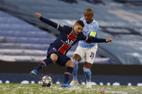Marco Verratti:  Manchester City memang pantas ke final Liga Champions