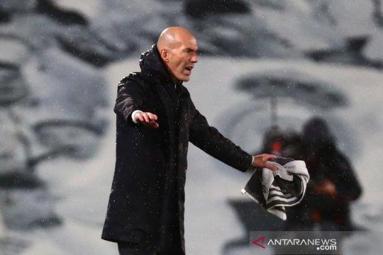 Zidane tinggalkan Real Madrid akhir musim ini