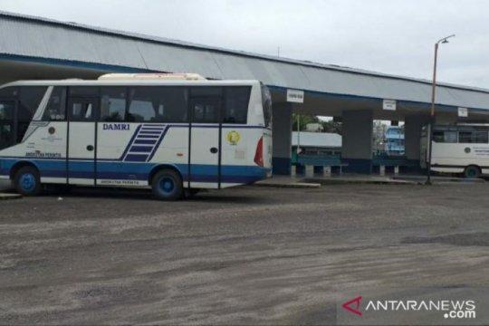 Dishub Belitung perketat penerapan protokol kesehatan penumpang bus AKDP
