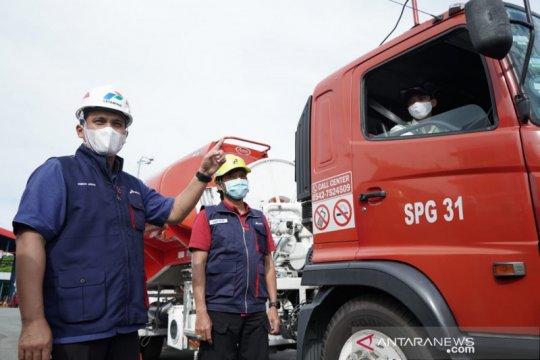 Pertamina Tambah Pasokan LPG 3 Kg Jelang Idul Fitri di Kalimantan