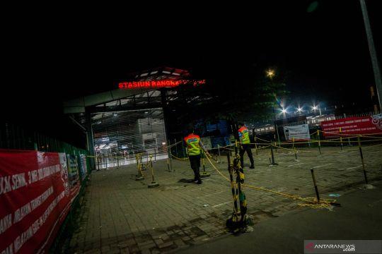 Penutupan sementara empat stasiun KRL di Banten