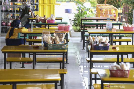 "Pendapatan pedagang di ""rest area"" tol Solo-Ngawi anjlok"