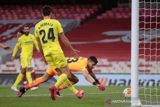 Ditahan Arsenal, Villarreal tantang MU di final Liga Europa