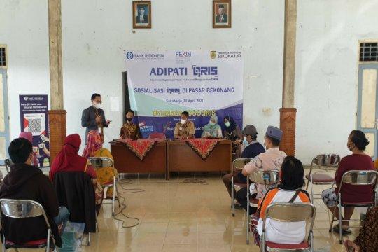 Bank Indonesia gandeng Bank Jateng sosialisasikan digitalisasi QRIS ADIPATI