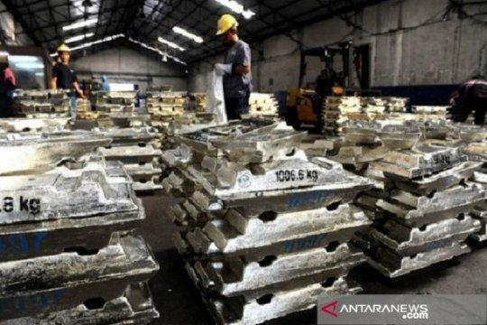 Ekspor timah dan nontimah Bangka Belitung naik 95,21 persen
