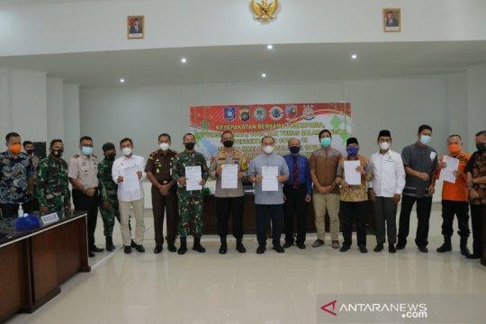 Forkopimda Bangka Belitung sepakati 13 pengendalian COVID-19 selama Idul Fitri