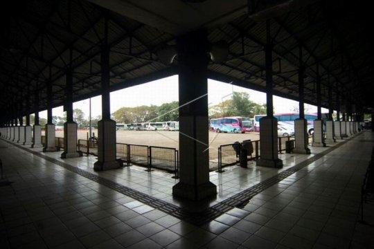 Terminal Tegal sepi