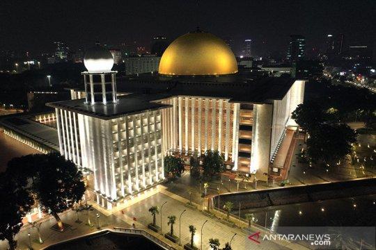Masjid Istiqlal tidak akan gelar Shalat Idul Fitri 1442 Hijriah