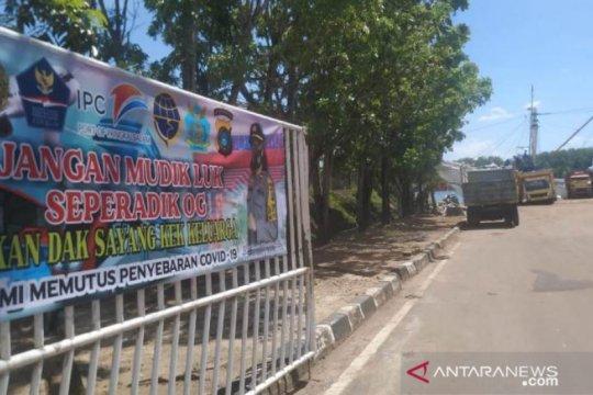 Pengelolaan Pelabuhan Pangkalbalam hentikan operasional kapal penumpang
