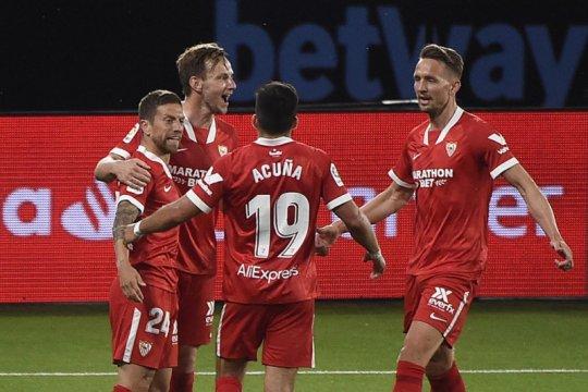 Tekuk Valladolid 3-0, Valencia pastikan aman dari zona degradasi