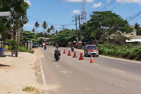 Penyekatan perbatasan Tanjungpinang-Bintan tekan COVID-19