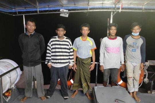 KKP membebaskan lima nelayan Indonesia yang ditangkap aparat Malaysia