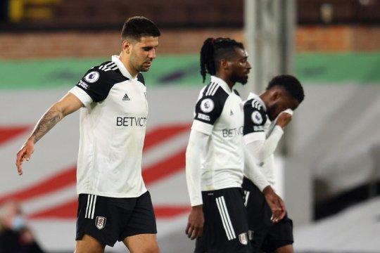 Fulham terdegradasi setelah ditaklukkan Burnley