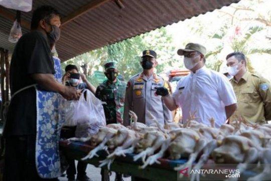 Gubernur Erzaldi: Calo picu kenaikan harga daging ayam di Bangka Barat
