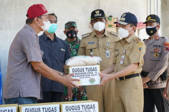 21 orang terpapar COVID-19 klaster Perumahan Pati dirawat di RS