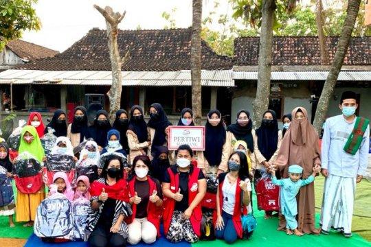 Selama Ramadhan, Pertiwi Semarang berbagi dengan 1.000 anak panti asuhan dan ponpes