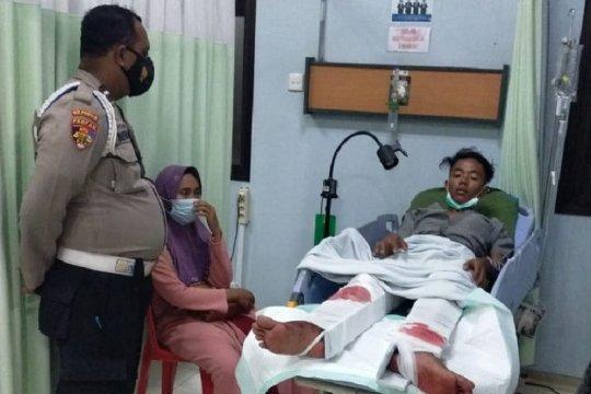 Ledakan petasan di Kudus, satu tewas dan tiga luka