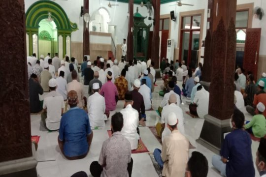 Pemkot Pekalongan ajak warga Shalat Idul Fitri di rumah