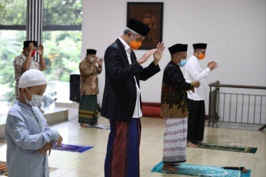 Gubernur Jateng: Idul Fitri-Kenaikan Isa Al Masih bersamaan itu berkah Indonesia