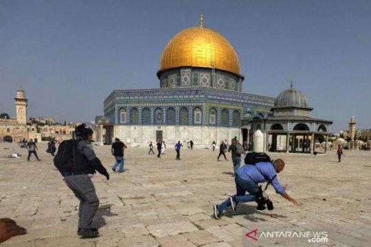 Akademisi: Serangan tentara Israel melanggar hukum internasional