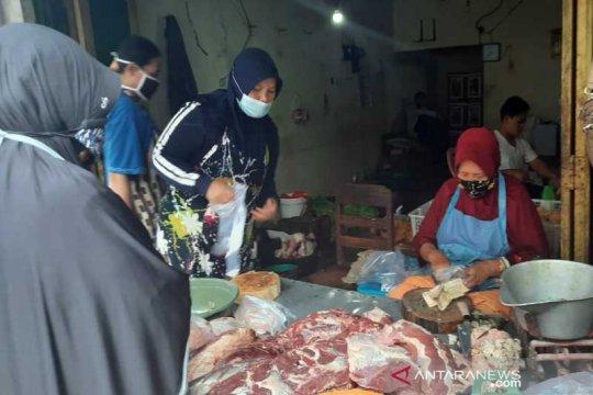 Turun, harga daging sapi dan ayam di Solo pasca-Lebaran