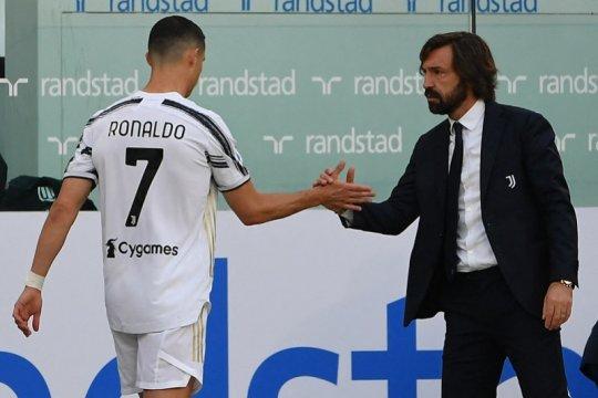Pirlo yakin peluang Juventus finis empat besar