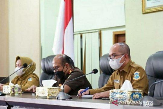 Walikota Pangkalpinang ikuti pengarahan Presiden Jokowi