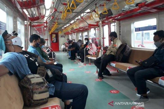 Jumlah penumpang KRL Solo-Yogyakarta turun selama  Ramadhan dan Lebaran
