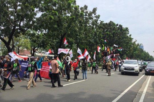 TNI dan Polri jaga keamanan Kedubes AS dan Kantor PBB di Jakarta