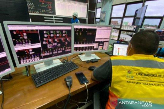 Kurang dari empat jam PLN pulihkan gangguan listrik akibat petir di Bangka