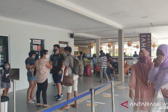 Bandara H.AS Hanandjoeddin Belitung catat 1.000 pergerakan penumpang pesawat