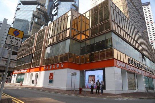 """BNI kerja sama dengan Exim Bank Taiwan untuk fasilitas """"relending"""""""