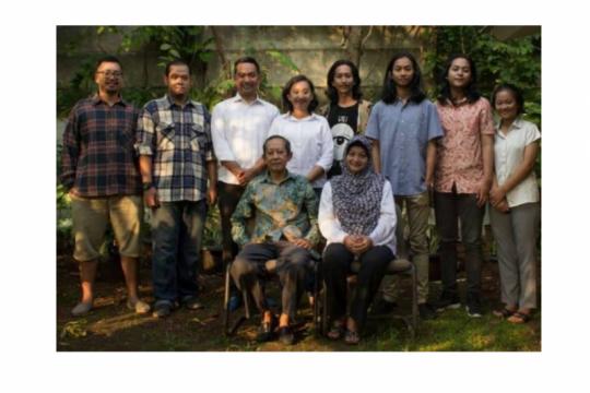 "Sosok Novelis Teguh Esha ""Ali Topan"" di mata Ilham Bintang"
