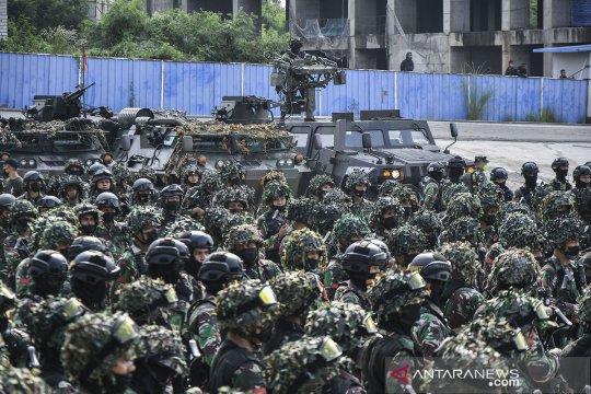 992 prajurit TNI Kodam Jaya 'bertempur' di Meikarta