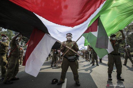 DMI serukan pengurus masjid galang sumbangan untuk Palestina
