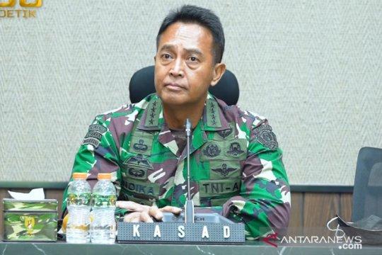 Kasad: 298 faskes dan vaksinator TNI AD siap bantu program vaksinasi COVID-19