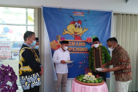 Walikota Pangkalpinang minta Indomaret rangkul UMKM lokal