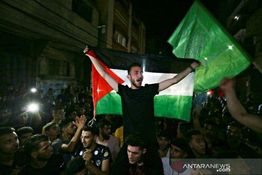 Hamas akan tetap waspada setelah gencatan senjata
