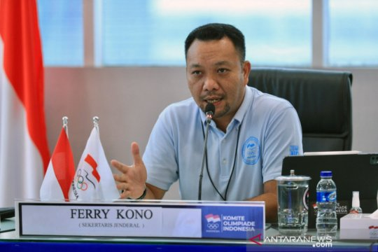 Indonesia percaya prokes yang diterapkan tuan rumah Olimpiade Tokyo