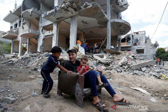 Tentara Israel bunuh seorang warga Palestina di Tepi Barat