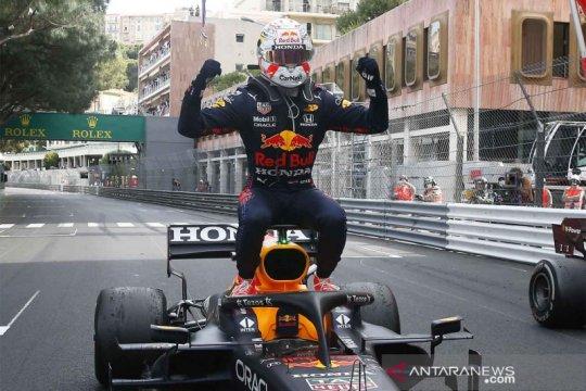 F1 : Verstappen rajai F1 GP Monako