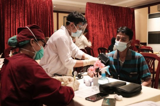 Ahli Unsoed: Vaksinasi gotong royong diharap percepat kekebalan kelompok