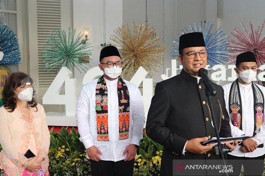 Anies Baswedan harap Jakarta segera bangkit